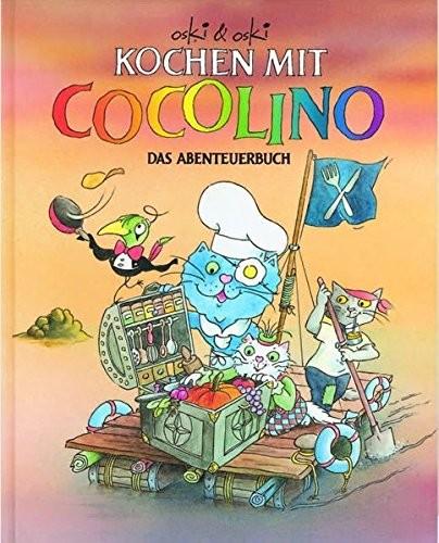Kochen mit Cocolino - Das Abenteuerbuch (%)