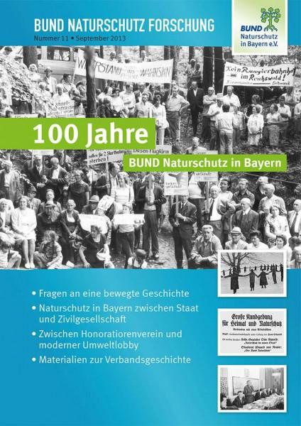 BUND Naturschutz Forschung Nr.11