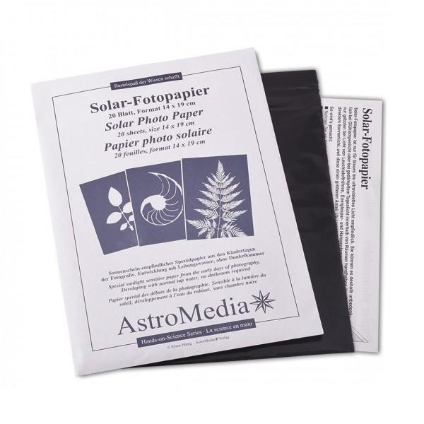 Solar-Fotopapier DIN A5