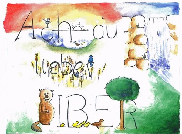 """Buch """"Ach du lieber Biber"""""""