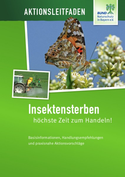 "Aktionsleitfaden ""Insektensterben"""