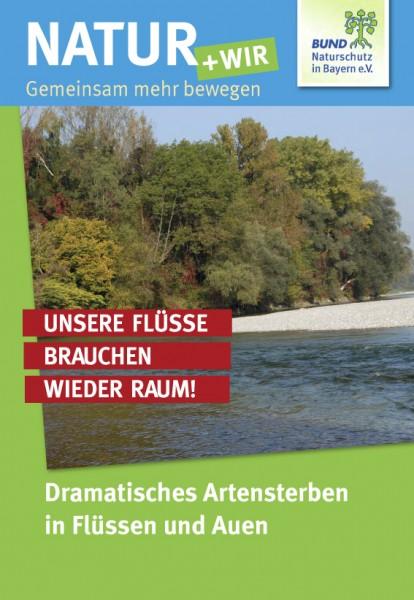 "Natur+Wir, 4/2015 ""Lebendige Flüsse"""