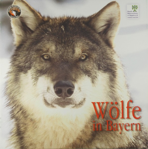 "Broschüre ""Wölfe in Bayern"""