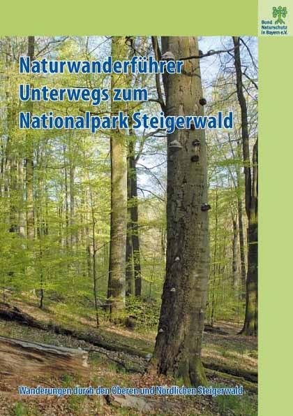 """Wanderführer """"Nationalpark Steigerwald"""""""