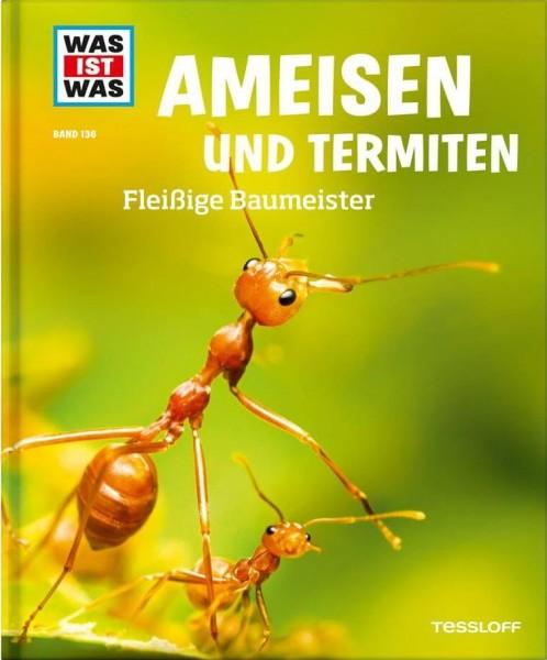 Was ist Was - Ameisen und Termiten (%)