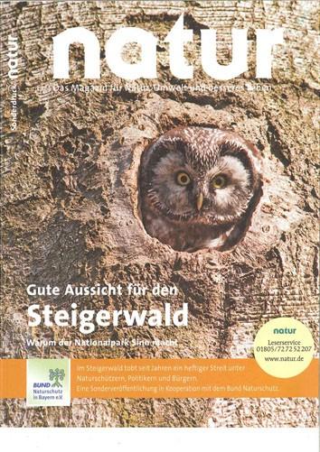 """""""Gute Aussicht für den Steigerwald"""" (Sonderdruck"""