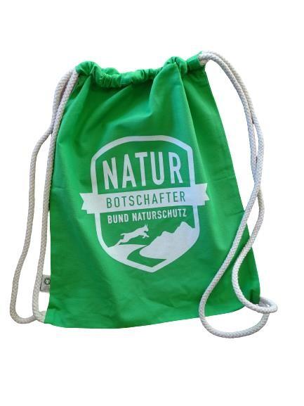 Matchsack Beutel Rucksack Naturbotschafter NBS