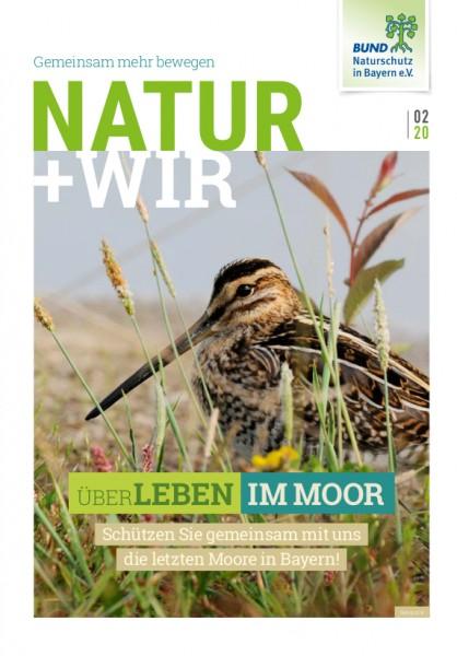 "Natur+Wir, 2/2020 ""Überleben im Moor"""