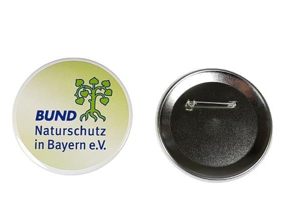 """Button (groß) """"BN-Logo"""""""
