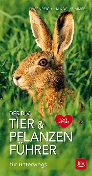 """Buch """"BLV Tier- und Pflanzenführer"""""""