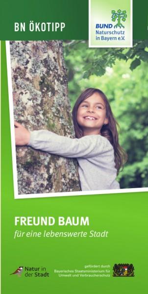 """BN Ökotipp """"Freund Baum"""""""