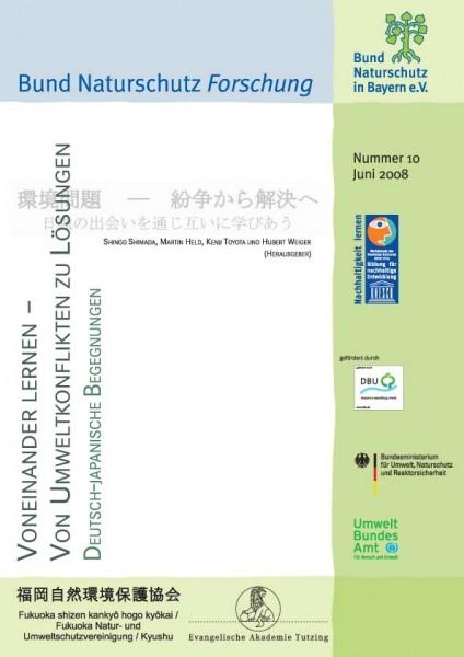 BUND Naturschutz Forschung Nr. 10