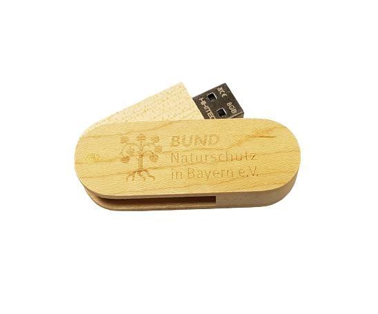 USB-Stick Holz 8GB