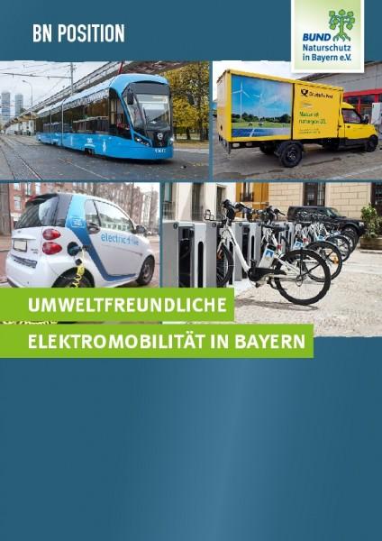 """BN Position """"Umweltfreundliche Elektromobilität"""