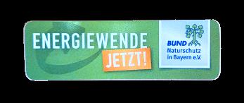 """Aufkleber """"Energiewende - Jetzt!"""""""