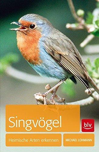 "Buch ""Singvögel"""