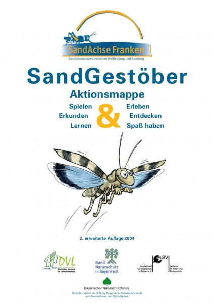 "Ordner ""SandGestöber"" Aktionsmappe"