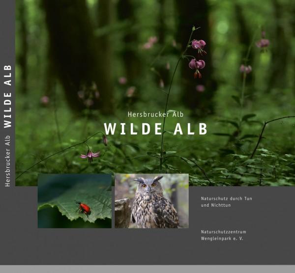 "Buch ""Hersbrucker Alb. Wilde Alb."