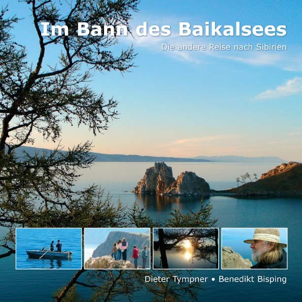 """Buch """"Im Bann des Baikalsees"""""""