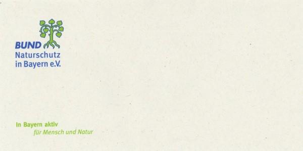 Kuvert DINlang BN-Logo ohne Fenster