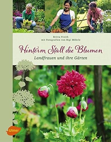 Hinterm Stall die Blumen (%)