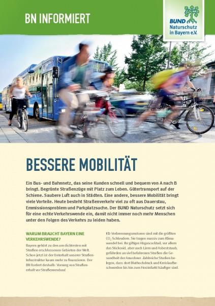 """BN informiert """"Bessere Mobilität"""""""