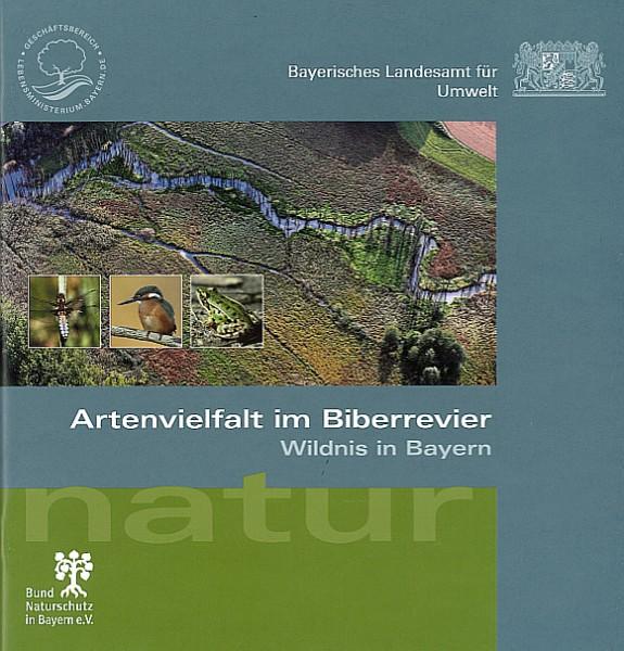 """Broschüre """"Artenvielfalt im Biberrevier"""""""