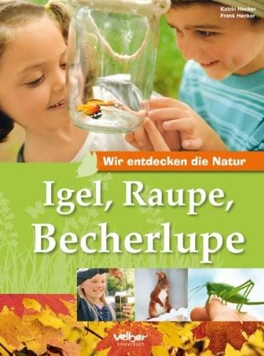 Igel, Raupe, Becherlupe (%)