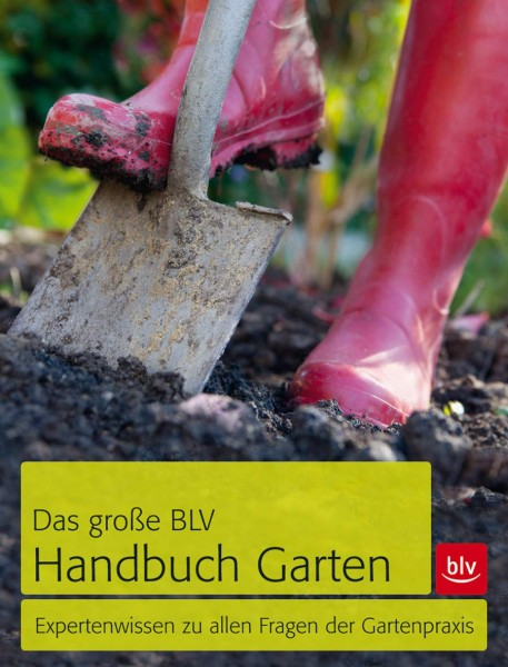 Das grosse BLV Handbuch Garten (%)