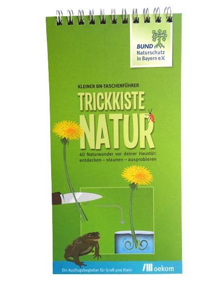 """BN-Taschenführer """"Trickkiste Natur"""""""