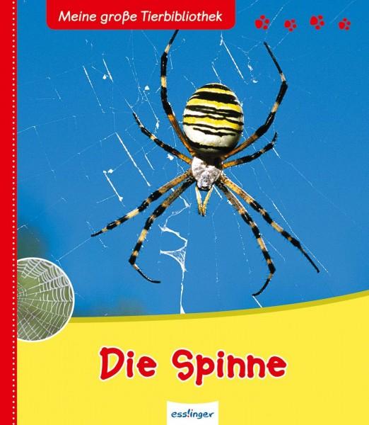 Meine große Tierbibliothek - Die Spinne (%)