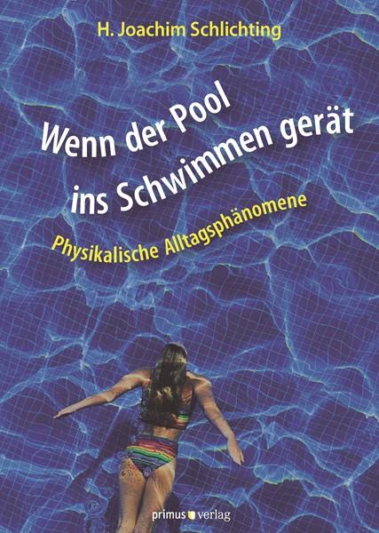 Wenn der Pool ins Schwimmen gerät.