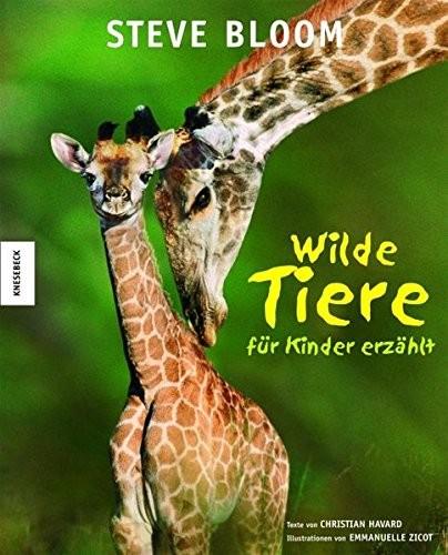 Wilde Tiere - für Kinder erzählt (%)