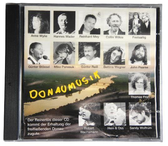 Donaumusik (CD)