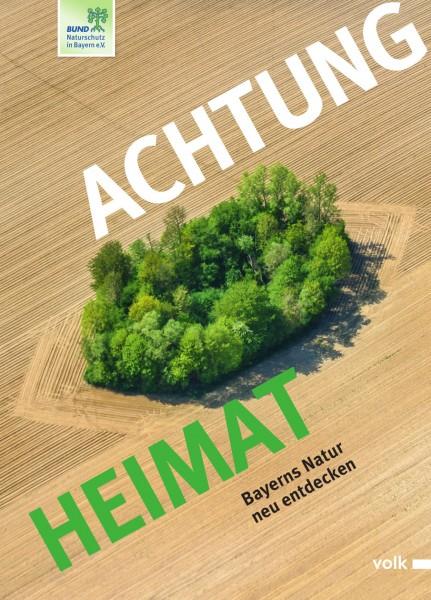 """Buch """"Achtung Heimat"""""""