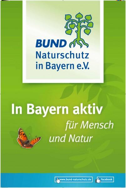 """BN-Fahne """"Schmetterling"""" klein"""