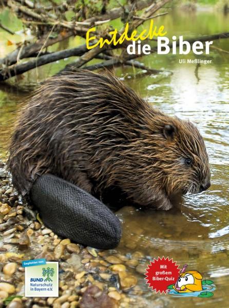 """Buch """"Entdecke die Biber"""""""