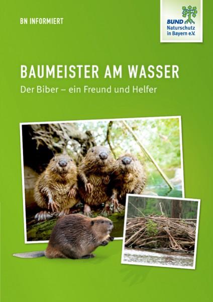 """BN informiert """"Der Biber. Baumeister am Wasser"""""""