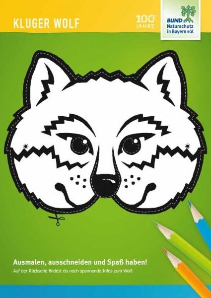 """Tiermaske """"Wolf"""""""