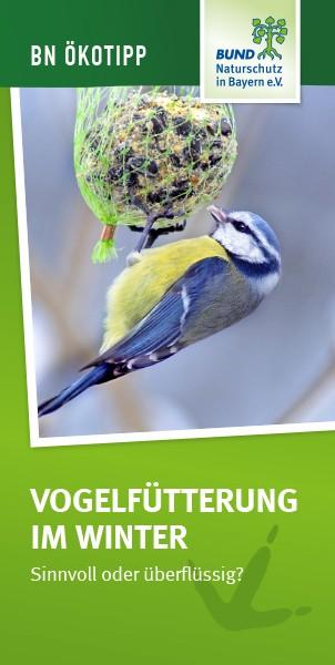 """BN Ökotipp """"Vogelfütterung im Winter"""""""