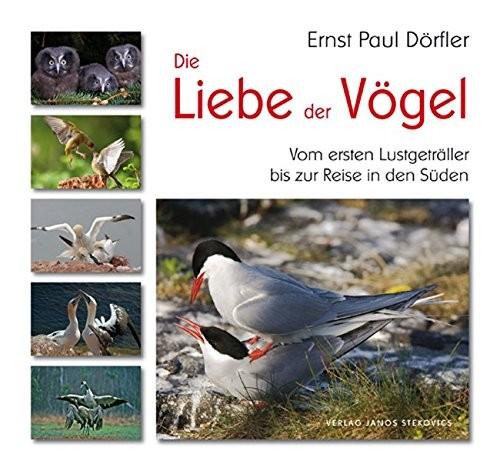 """Buch """"Die Liebe der Vögel"""""""
