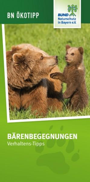 """BN Ökotipp """"Bärenbegegnungen"""""""