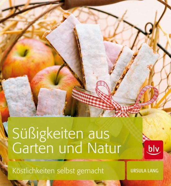 Süßigkeiten aus Garten und Natur