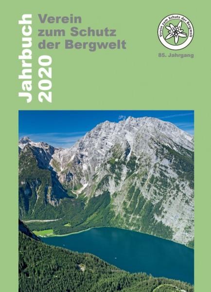 """Buch """"Verein zum Schutz der Bergwelt."""