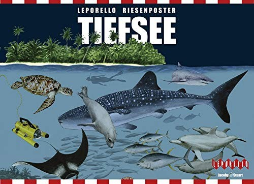 Leporello Riesenposter - Tiefsee