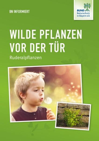"""BN informiert """"Wilde Pflanzen vor der Tür"""" -"""