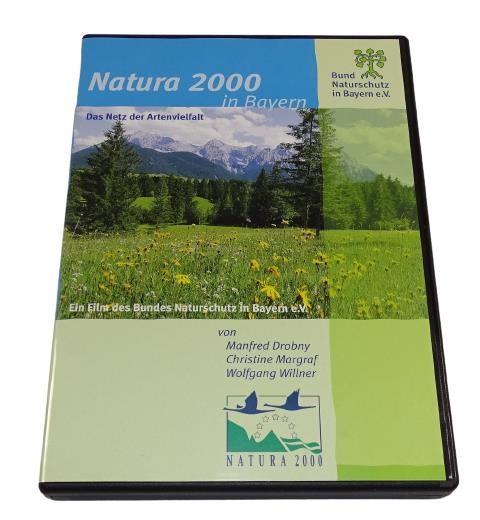 """DVD """"Natura 2000 in Bayern"""""""