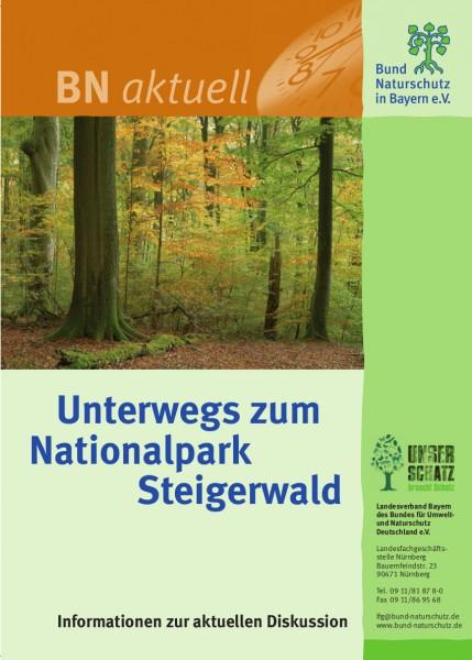 """BN aktuell """"Steigerwald"""""""