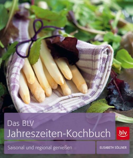 Das BLV Jahreszeiten-Kochbuch (%)