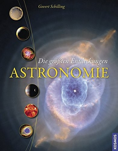 Die größten Entdeckungen - Astrononmie (%)
